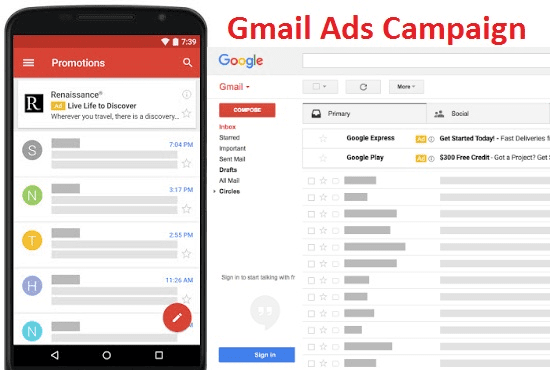 gmail campaign