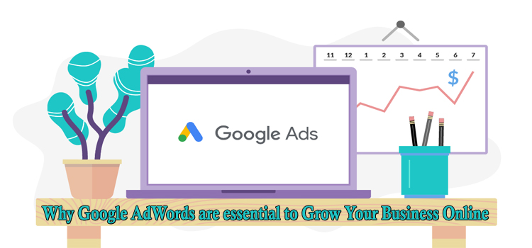 Why Google AdWords are essential to Grow Your Business Online